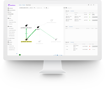 Discover and VisualizeApplication Flows Across the Entire Infrastructure